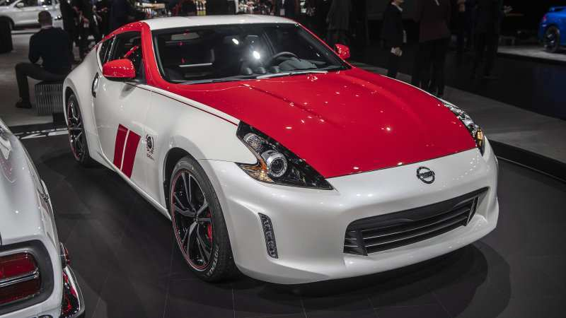 85 The Nissan Z 2020 Price Redesign And Review