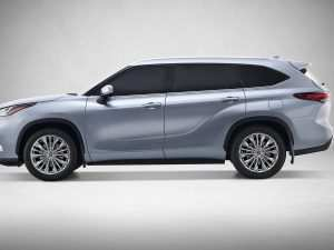 85 The Toyota Highlander Hybrid 2020 Price and Review
