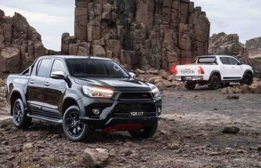 85 The Toyota Hilux 2020 Usa Concept
