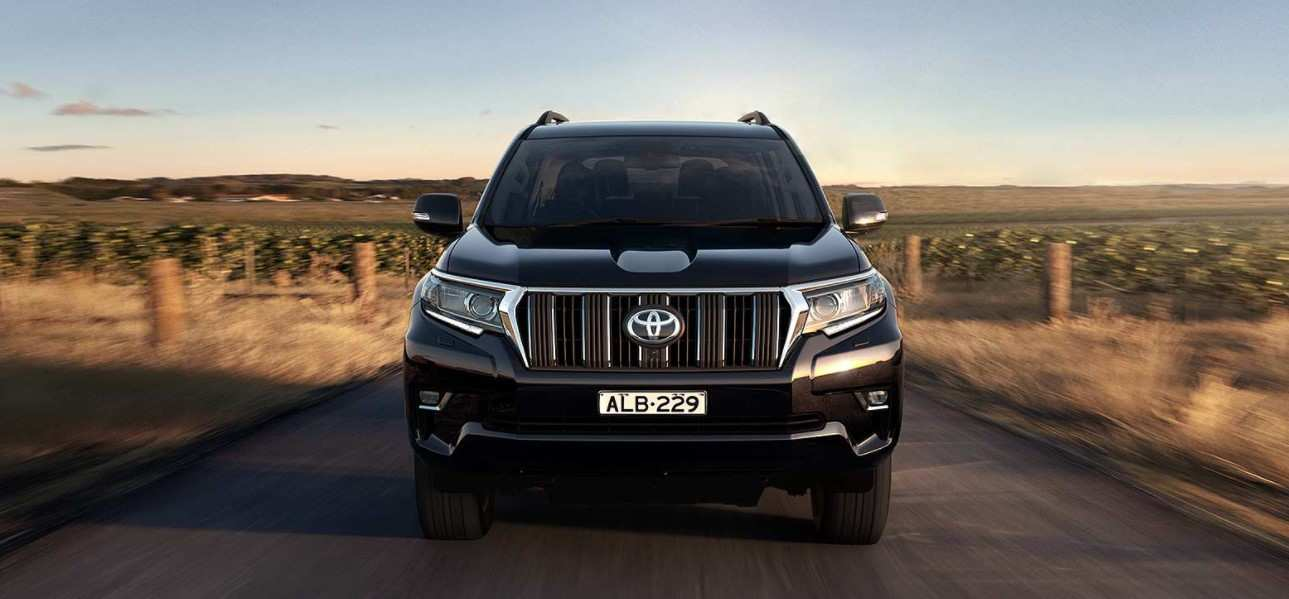 85 The Toyota Land Cruiser Redesign 2020 Redesign
