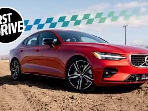 85 The Volvo S60 Polestar 2019 Images