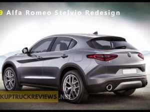 86 A 2019 Alfa Romeo Stelvio Release Date Price and Review