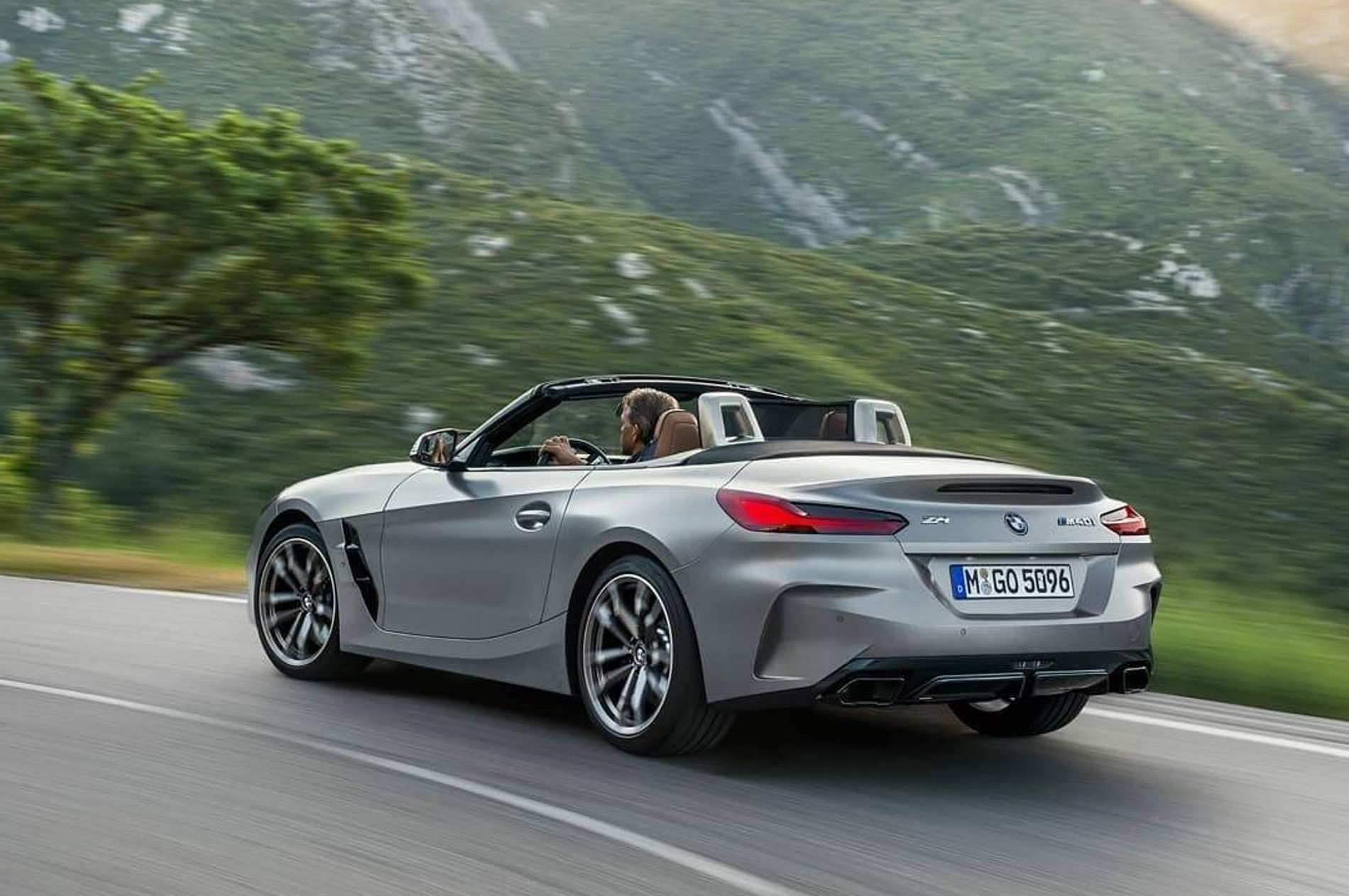 86 A 2019 Bmw Roadster New Model And Performance