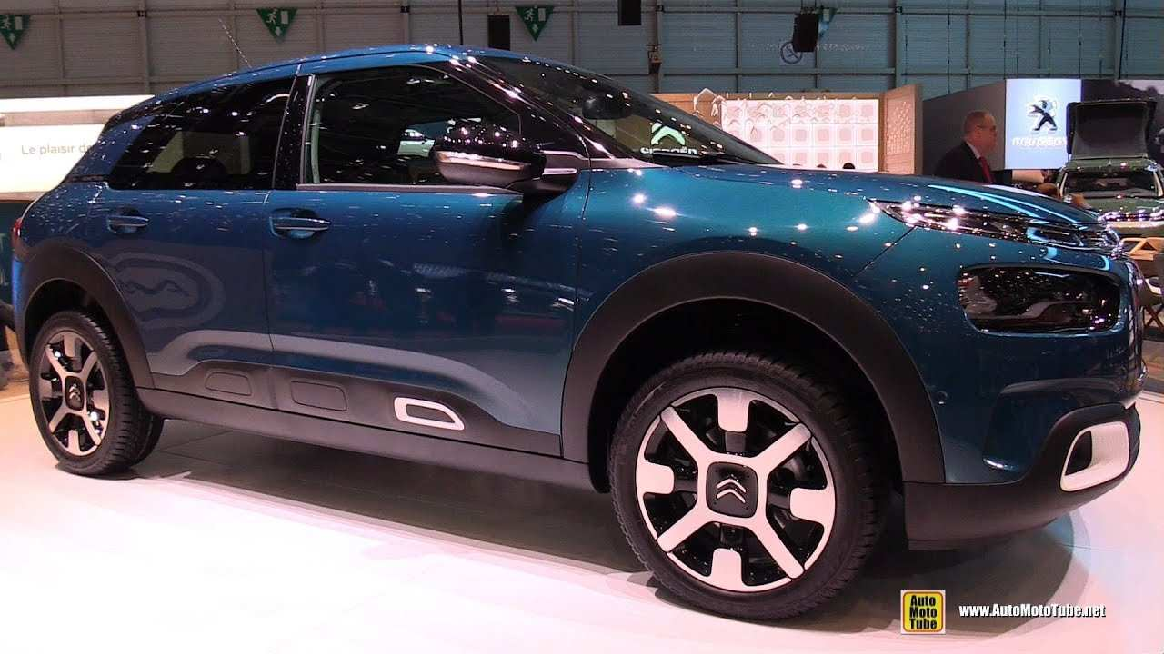 86 A 2019 Citroen Cactus Price And Review