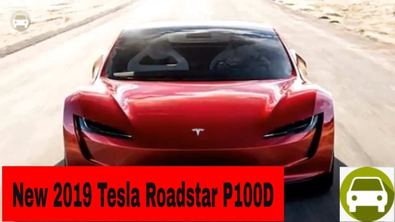 86 A 2019 Tesla Roadster P100D Performance And New Engine