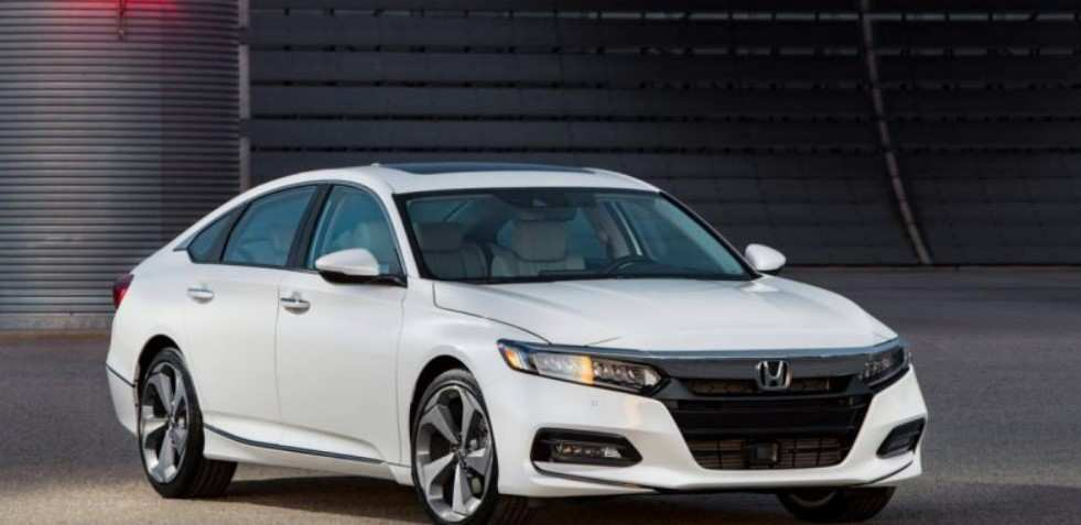 86 A 2020 Honda Accord Sedan First Drive