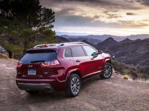 86 A 2020 Jeep Grand Cherokee Redesign History