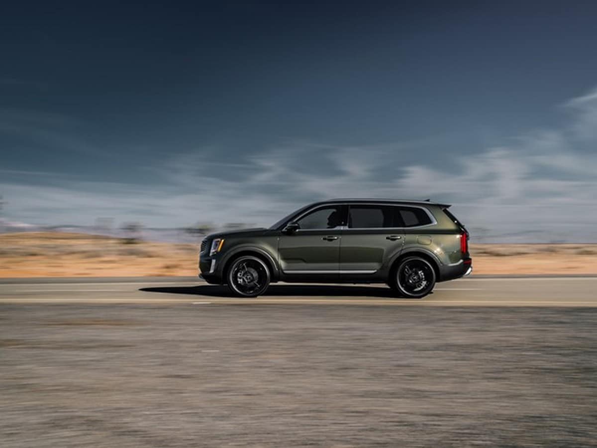86 A 2020 Kia Telluride Australia Performance And New Engine