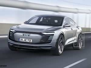 86 A Audi Elaine 2020 New Model and Performance