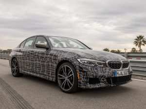 86 A BMW Series 3 2020 Release