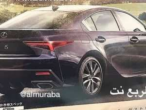 86 A Lexus Is 2020 Overview