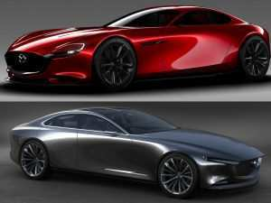 86 A Mazda Vision Coupe 2020 Speed Test