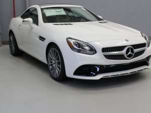 86 A Mercedes Slc 2019 Price and Review