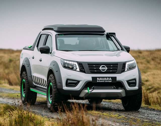 86 A Nissan Ute 2020 Release