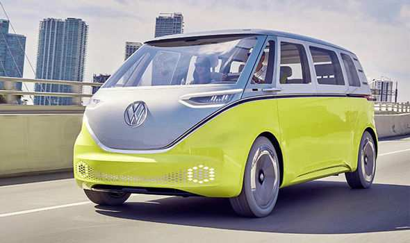 86 A Volkswagen Camper Van 2020 Performance And New Engine