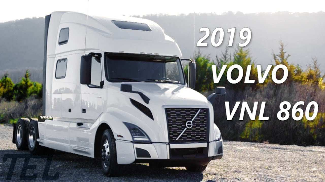 86 A Volvo 2019 Truck First Drive