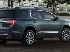86 A When Will 2020 Gmc Acadia Be Available Redesign and Concept