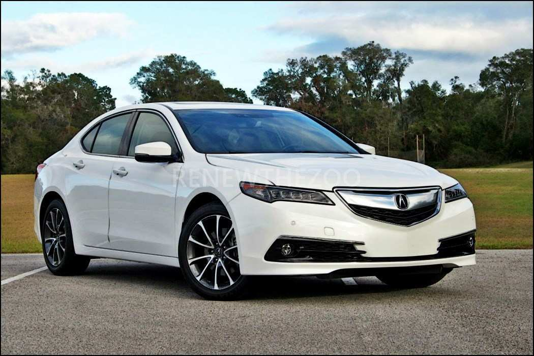 86 All New 2019 Acura Tlx Rumors Performance and New Engine