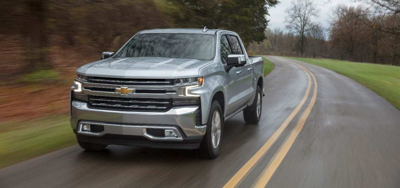 86 All New 2019 Chevrolet Pickup Photos