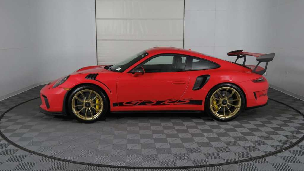 86 All New 2019 Porsche 911 Gt3 Rs New Review