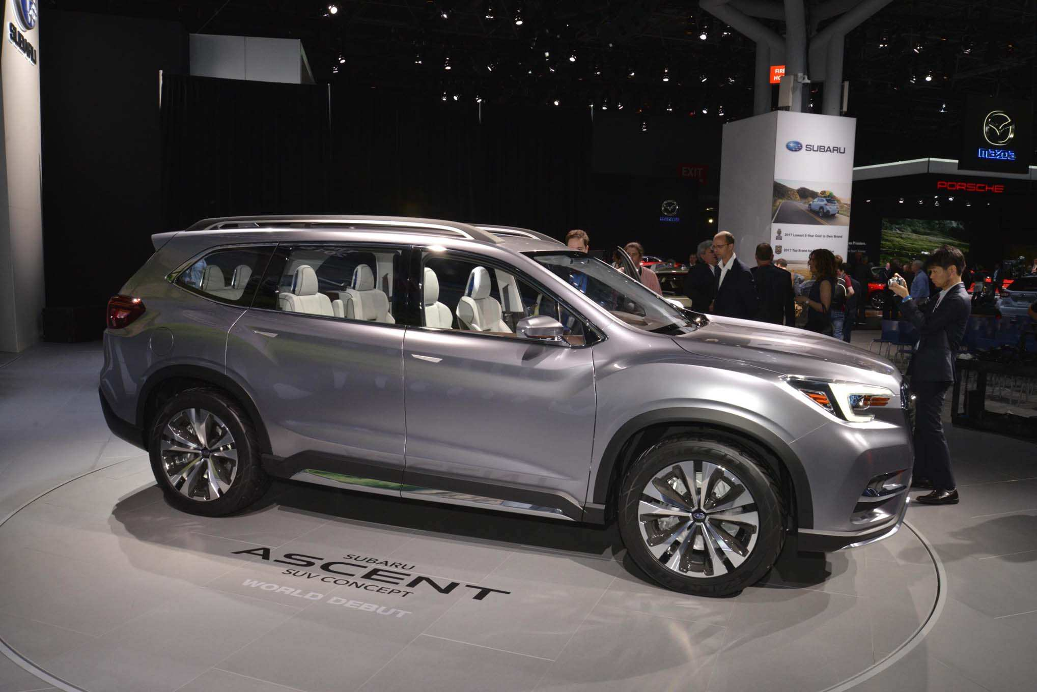 86 All New 2019 Subaru Ascent Price Release Date And Concept
