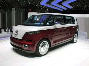 86 All New 2019 Volkswagen Bus Release Date and Concept