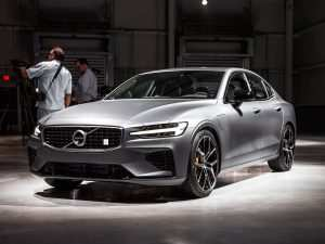 86 All New 2019 Volvo S60 Polestar Configurations