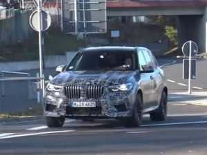86 All New 2020 BMW X5M Release Date Exterior and Interior