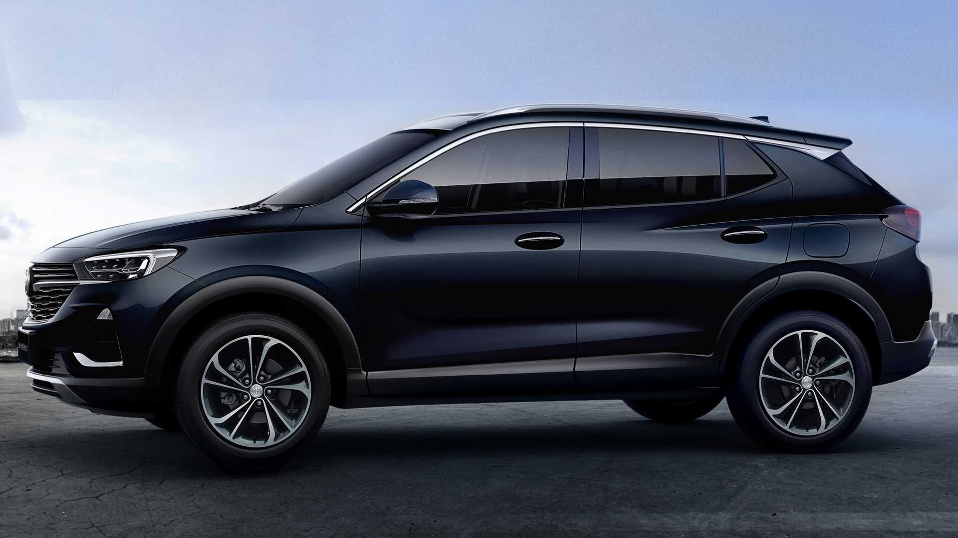 86 All New 2020 Buick Encore Reveal Redesign And Concept