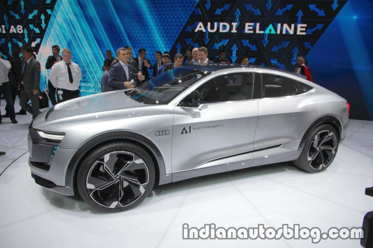 86 All New Audi Elaine 2020 Redesign and Concept