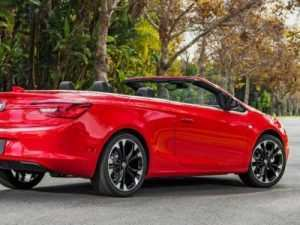 86 All New Buick Cascada 2020 Price and Review
