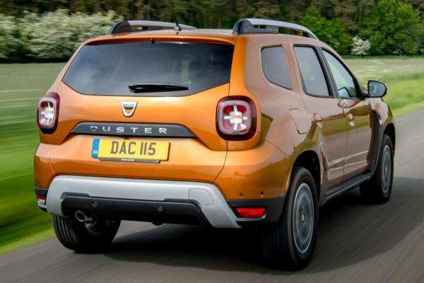86 All New Dacia Duster 2019 Interior Configurations
