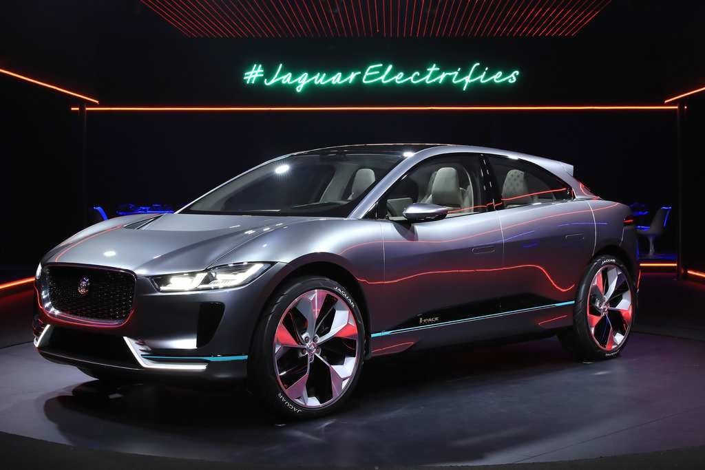 86 All New Jaguar Land Rover Electric Cars 2020 Images