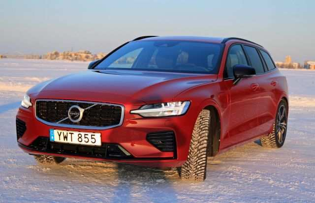 86 All New Leveranstid Volvo V60 2020 Review and Release date