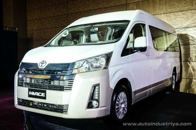 86 All New Toyota Hiace 2019 Price