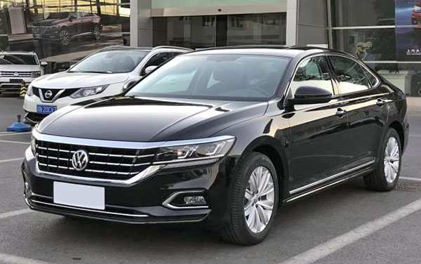 86 All New Volkswagen Passat 2020 Price Price And Release Date