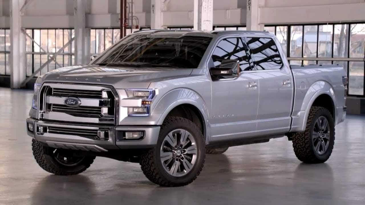 86 Best 2019 Ford Atlas First Drive