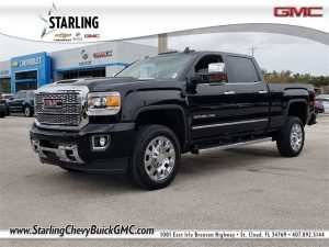 86 Best 2019 Gmc 2500 Sierra Denali Exterior and Interior