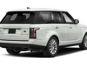 2019 Land Rover Autobiography
