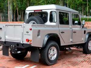 86 Best 2019 Land Rover Defender Ute Concept