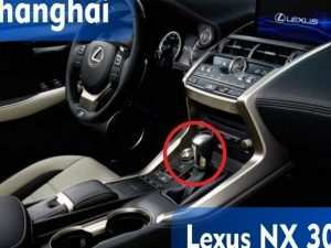 86 Best 2020 Lexus Nx 300 Exterior and Interior