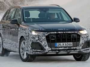 86 Best Audi Suv 2020 Redesign and Review