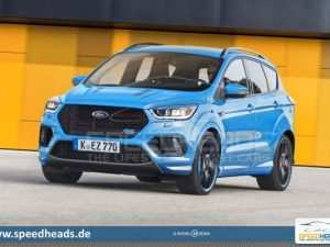 86 New 2019 Ford Kuga Redesign and Review