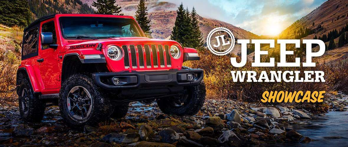 86 New 2019 Jeep Wrangler Jl Picture