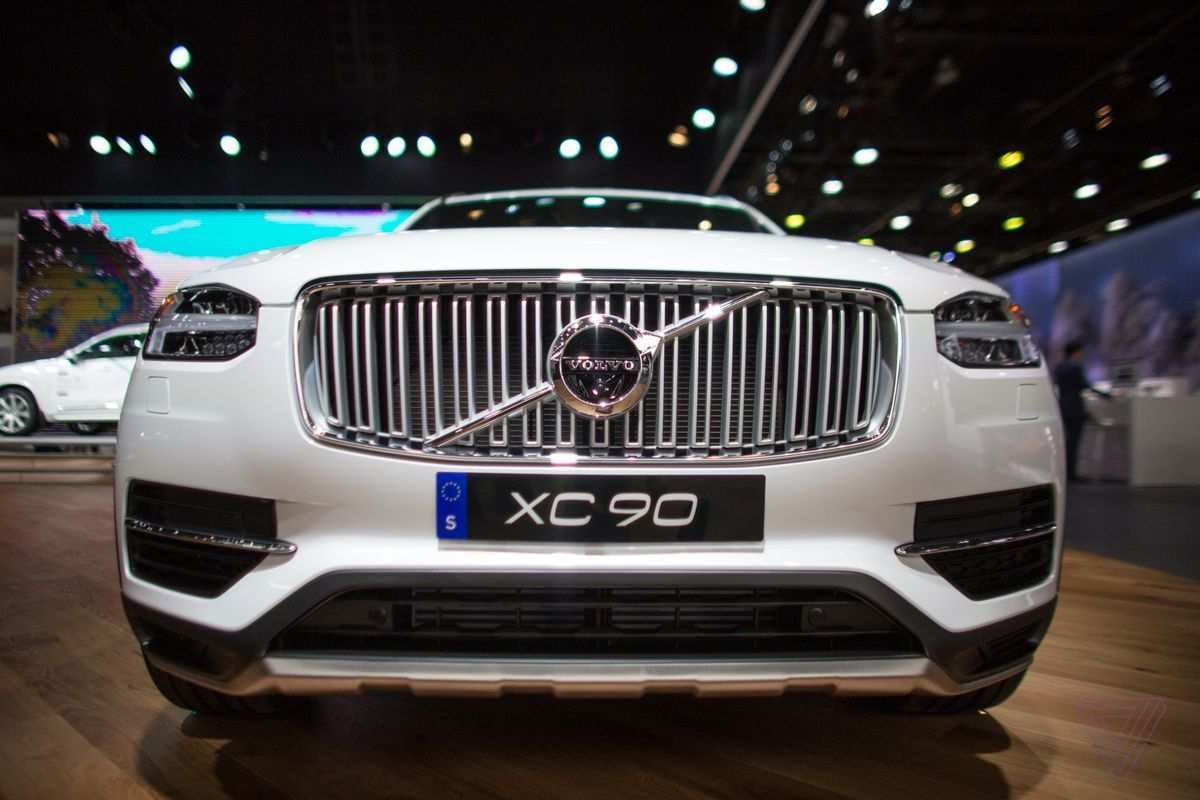 86 New 2019 Volvo Electric Redesign and Review