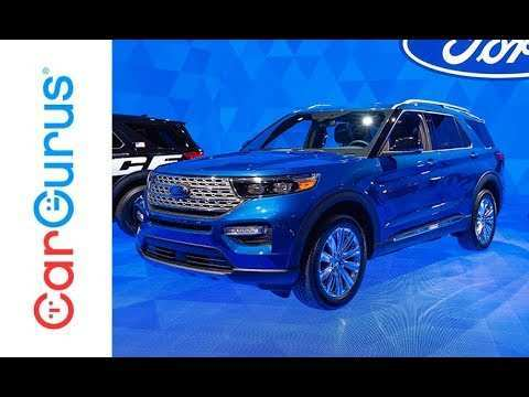 86 New 2020 Ford Explorer Youtube New Review