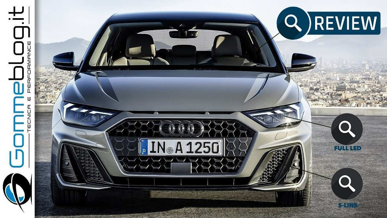 86 New Audi Uno 2020 Concept And Review