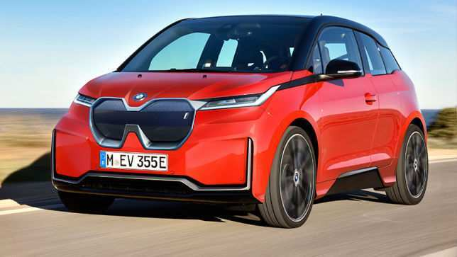 86 New BMW I3 2020 Model Release Date