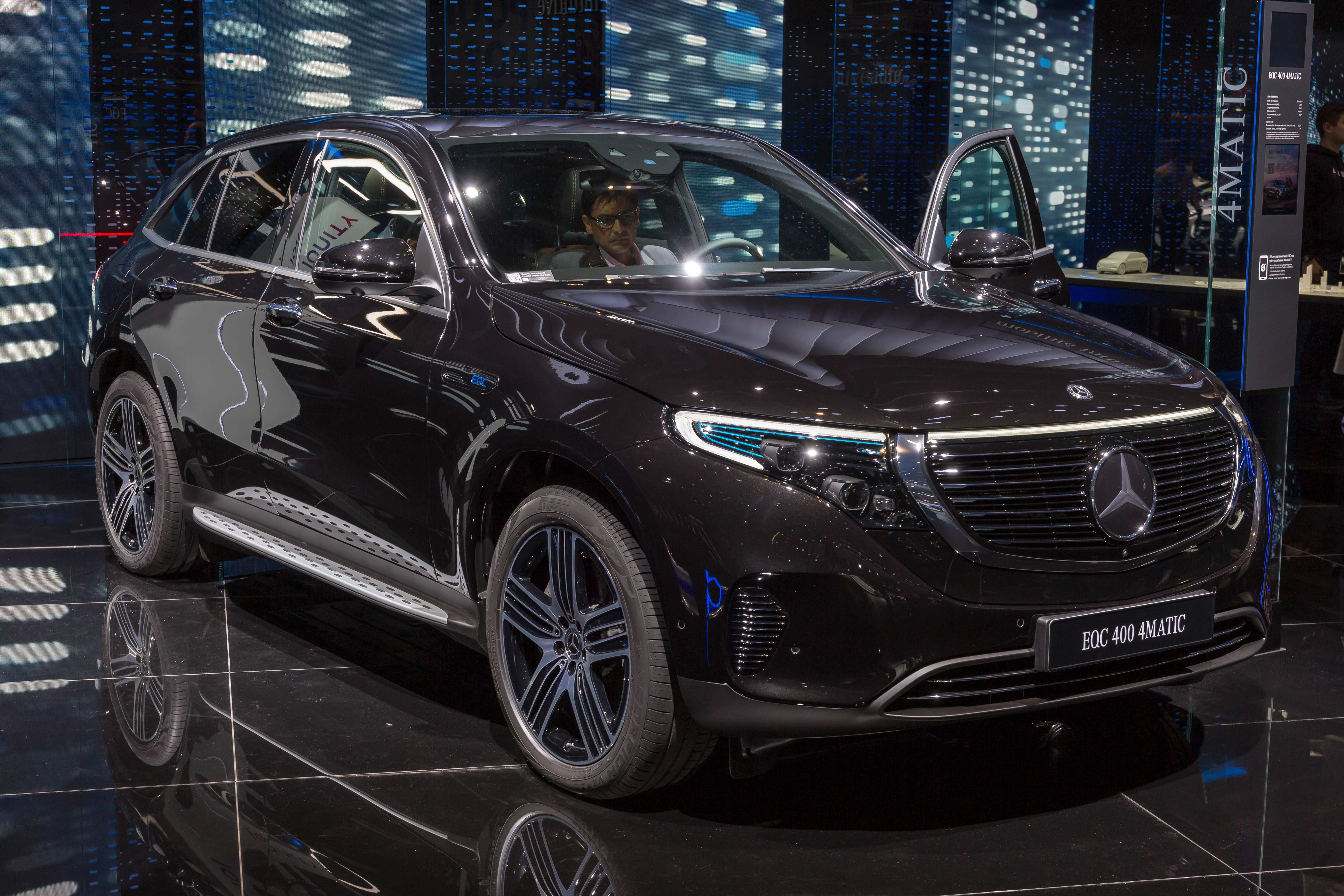 86 New Eqc Mercedes 2019 Release Date