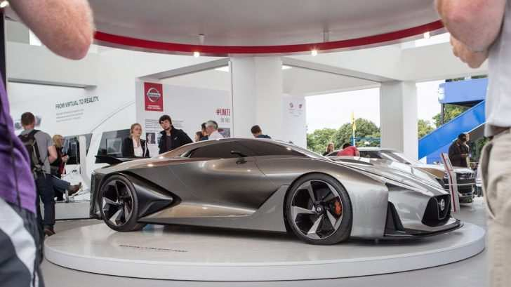 86 New Nissan 2020 Interior Redesign And Review